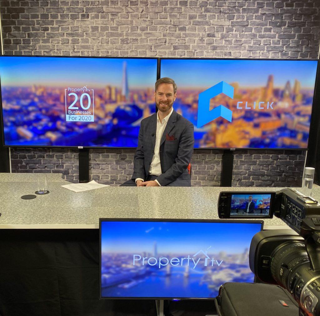 Click Above Ltd on Property TV